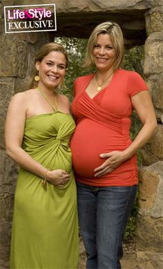 cat and jenn both pregnant at the same time