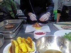 Fotos das sessões da Oficina da Culinária
