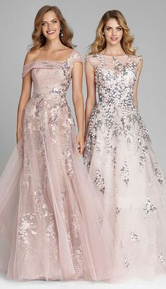 A Line Prom Dresses, Formal Dresses, Wedding Dresses, New York Fashion Institute, Different Types Of Dresses, Dinner Wear, Groom Dress, Beautiful Ladies, Mother Of The Bride