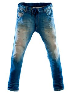 Diesel, I applaud your attempt and I would actually wear these. Pajama jeans - eat your heart out!