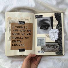 Cr. On pict #kjne. #journal #bulletjournal #journalbooks #poet #booksart