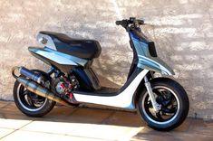 MBK Booster 180 cc Malossi