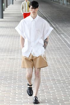 3.1 Phillip Lim Spring 2014 Menswear Collection Slideshow on Style.com