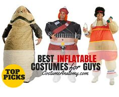 Best Inflatable Costumes for Guys