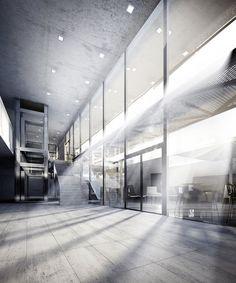 Gdyńska Szkoła Filmowa - III miejsce w konkursie architektonicznym - Gdyńska Szkoła Filmowa - III miejsce