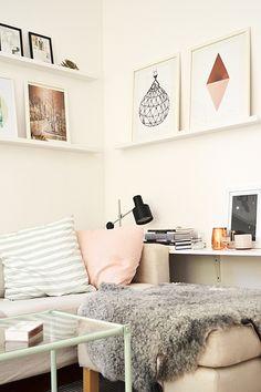 Elina Dahl cozy corner