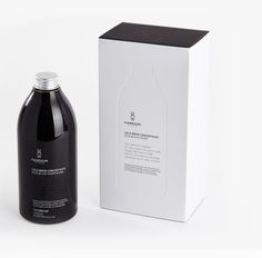 Black and White packaging