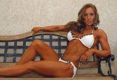 Professional Figure Competitor - Kristi Tauti