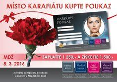 Mezinárodní den žen - Institut Krásy