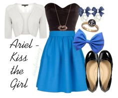 Tumbler page of Disney inspired outfits