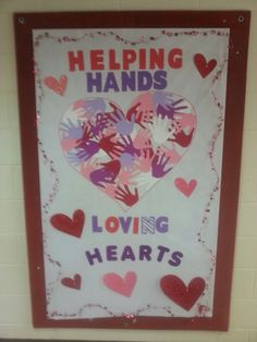 Classroom Door Ideas For Valentines Day And St Patricks Day
