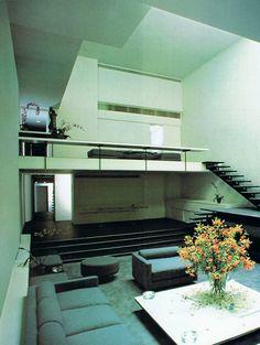 Paul Rudolph - Halstons's Town House - NY - 1970