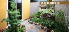¡Un espacio para compartir con la familia! Entérate de por qué tener un jardín interno es una buena opción.