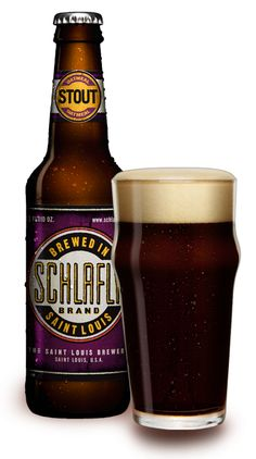 Schlafly Oatmeal Stout - I love this beer.