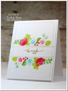 Avery Elle–Fabulous florals!