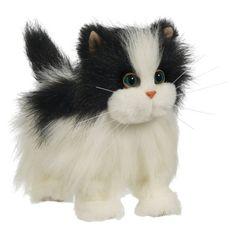 Furreal Friends LuluS Walkin Kitties (Black And White)
