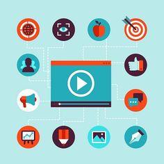 آموزش بازاریابی ویدئویی و استراتژی های مهم آن در این مقاله در چند گام کوتاه، اما محکم به آموزش بازاریابی ویدئویی می پردازیم  1- زمان بندی انتشار طراحی ویدئو در بازاریابی ویدئویی باید دارای روند منظم و مناسبی باشد. در واقع بهتر است ویدئو بخش بندی شود یعنی