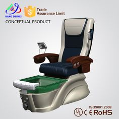All new design pedicure chair
