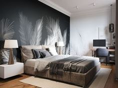 Vernadskogo apartment on Behance