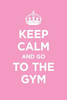 Very Marylicious...: Getting Motivated :)