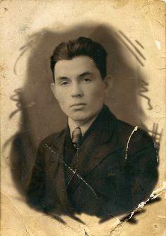 Tatars. Зиннатов Шайдулла.