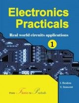 Electronics Practicals: real world circuits applications PDF, By Ibrahim Ibyimanikora and Innocent Uwiringiyimana, ISBN: Circuit symbols are. Simple Electronics, Hobby Electronics, Electronics Projects, Electrical Engineering Books, Electronic Engineering, Mechanical Engineering, Circuit Drawing, Power Supply Circuit, Electronic Gifts