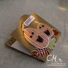 Caros Bastelbude: Stampingirls Smart Saturday Challenge, Fall Fest STampin' Up!