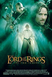 I Love this movie. Part 2 of the lord of the rings trilogy. check out  thelordoftherings.net for the official movie sight.