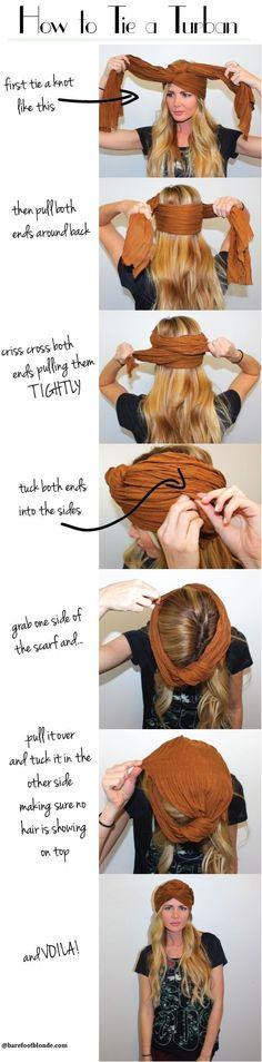 Le foulard n'était pas réservé seulement pour le coup c'est désormais l'accessoire cheveux incontournable de la saison. Ce printemps la tendance c'est coiffure avec foulard : Découvrez dans cet article comment se coiffer avec un foulard. Comment Un Simple Foulard Devient Un Magnifique Accessoir…