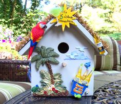 lol..birdhouse!