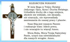 EGZORCYZM PORANNY Keep The Faith, Music Humor, God Loves Me, Bible Scriptures, Motto, Psalms, Jesus Christ, Prayers, Spirituality