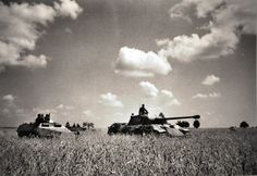 """Tank PzKpfw V """"Panther"""" Ausf. A and armored..."""