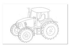 19 best ausmalbilder traktor images | coloring pages