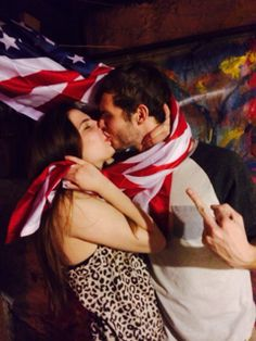 'Murica and makeouts. TSM.