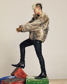 Taeyang | VOGUE by hongjanghyun