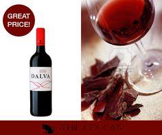 DALVA HARVEST 2012 RED WINE http://www.thirsty-cat.com/product/dalva-harvest-2012-red-wine