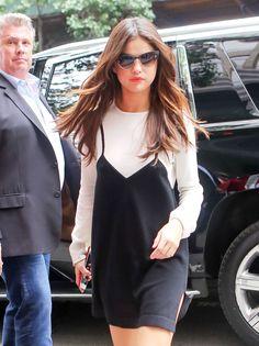 Selena Gomez #SelenaGomez Looks Stylish  New York City 06/06/2017 http://ift.tt/2vIeI4k