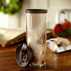 Starbucks Free Brewed Tumbler 16 Fl Oz 2013 by Starbucks. $29.95. A 16-fl oz acrylic tumbler that gets you free brewed coffee, every day in January.. Enjoy 31 brewed coffee refills with this beautiful acrylic tumbler - now that's a gift that keeps on giving! Bring this insulated tumbler in to any Starbucks® store for one free grande pour brewed coffee every day in January, and watch the good mornings add up. Made in the USA with 35% post consumer recycled material, it's t...