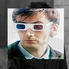 Dr Who best glasses ever