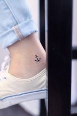 29 ideias de tatuagens delicadas que nunca saem de moda | MdeMulher                                                                                                                                                      Mais