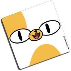 [Adventure Time: Coaster: Cake (Product Image)]