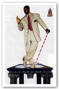 AFRICAN AMERICAN ART PRINT Nupe Kevin Williams WAK 5x7 #Realism