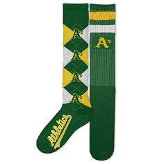 Oakland Athletics Women's 2 Pack Socks by For Bare Feet