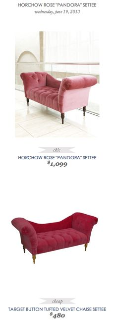 1000 images about dressing room ideas on pinterest pink for Button tufted velvet chaise settee green