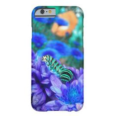 Fantasy Caterpillar N Asters iPhone 6 case