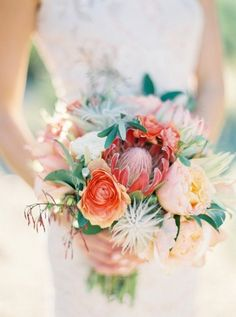 Colorful Desert Festival Wedding Inspiration