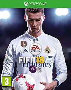 News Videos & more -  Video Games & more - EA Sports FIFA 18 - Xbox One #Video #Games #Music #Videos #News