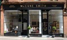 McCune Smith Cafe, Glasgow