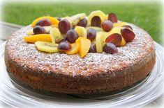 Mutakakku valkosuklaasta - Canelian keittiössä - Vuodatus.net | Todella hyvää! Itse laitoin päälle kermavaahtoa ja mansikoita