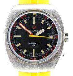 Roamer Stingray S dive watch - Yorktime Watches